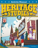 BJU Press Heritage Studies 2 Student Activities Manual (3rd ed.)