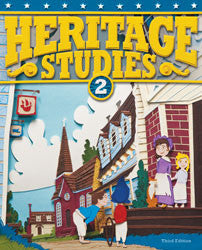 BJU Press Heritage Studies 2 Student Text (3rd ed.)