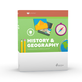 Alpha Omega LIFEPAC 1st Grade - History/Geography