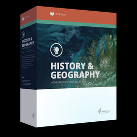 Alpha Omega LIFEPAC 11th Grade - History/Geography - American History