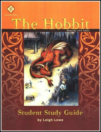 The Hobbit Student Study Guide (Memoria Press)