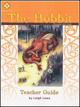 The Hobbit Teacher Guide (Memoria Press)