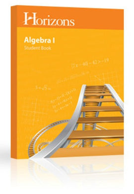 Horizons Math Algebra 1 Tests & Resource Guide