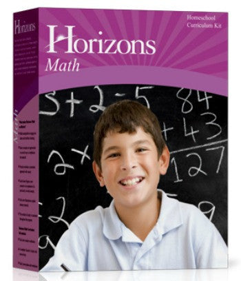 Horizons Math Algebra 1 Set