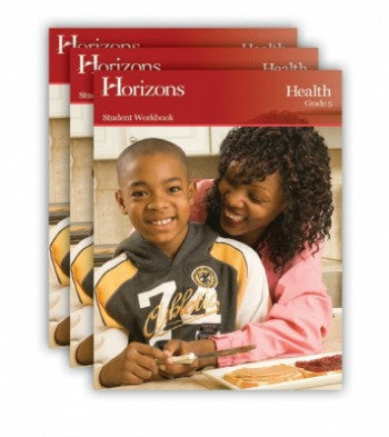 Horizons Health 5th Grade Set