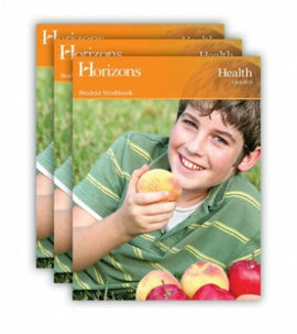 Horizons Health 6th Grade Set