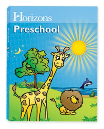 Horizons Preschool Teacher Book 1
