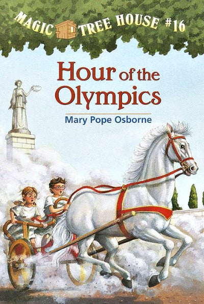 Hour of the Olympics - Magic Tree House #16