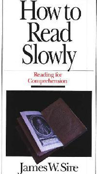 How To Read Slowly (C)