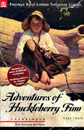 Adventures of Huckleberry Finn (Prestwick House)