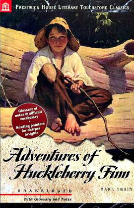 Adventures of Huckleberry Finn (Prestwick House) (C)
