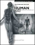 Apologia Exploring Creation with Advanced Biology: The Human Body Solutions & Tests, 2nd Edition