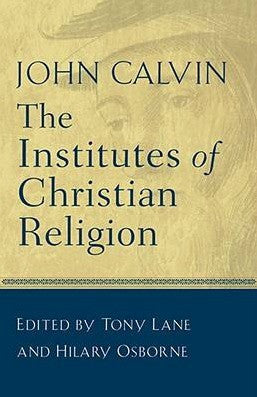 Institutes of Christian Religion (E)