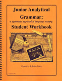Junior Analytical Grammar Student Workbook