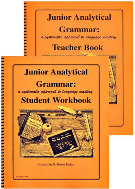 Junior Analytical Grammar Set (Student Book + Teacher Book)