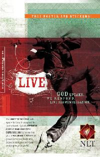 LIVE NLT (New Living Translation) Bible