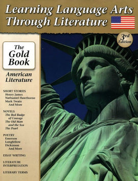 LLATL Gold Book - American Literature - Teacher/Student Edition 3rd Edition