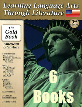 LLATL Gold American Literature Package
