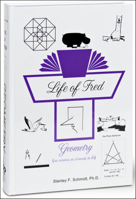 Life of Fred - Geometry Expanded (High School Series)