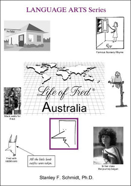 Life of Fred Language Arts Series: Australia (High School)