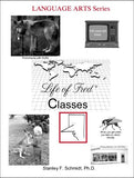 Life of Fred Language Arts Series: Classes (High School)