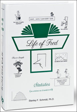 Life of Fred - Statistics (College Series)