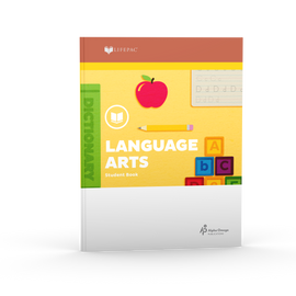 LIFEPAC Kindergarten Language Arts Student Book 1