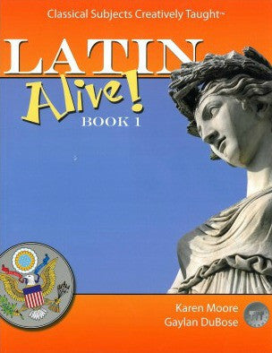 Latin Alive! Book 1 Student Edition