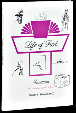Life of Fred - Fractions (Upper Elementary/Middle School)
