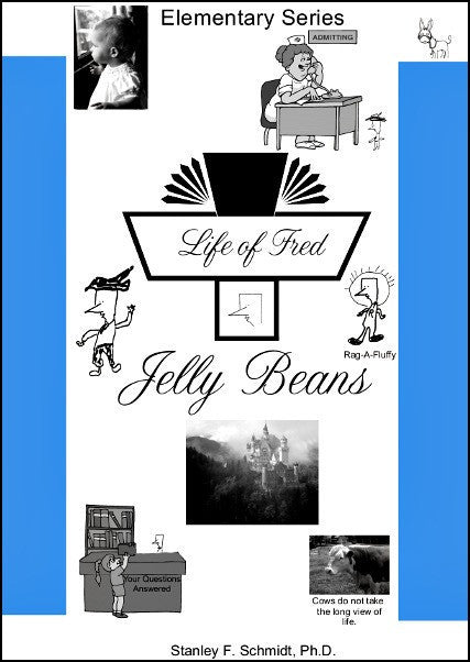 Life of Fred - Jelly Beans (Elementary Series)