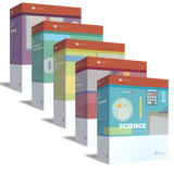 LifePac Set - 4th Grade (5 subjects)