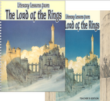 Literary Lessons from The Lord of the Rings Teacher and Student Book, 2nd Edition