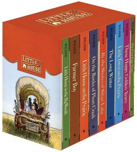 The Little House Series 9 Volume Boxed Set