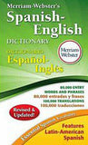 Merriam-Webster Spanish - English Dictionary