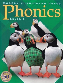Plaid Phonics Book C Student Book