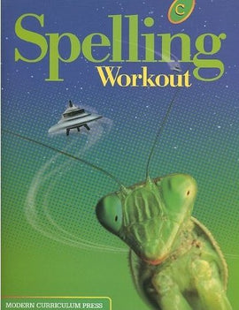 Spelling Workout Level C Student Book