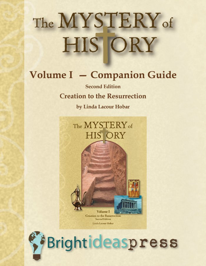 Mystery of History Volume 1 Companion CD, 2nd Edition