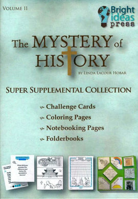 Mystery of History Volume 2 Super Supplemental Collection on CD-Rom (Single Family License)