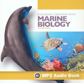 Apologia Exploring Creation with Marine Biology MP3 Audio CD, 2nd Edition