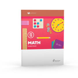 LIFEPAC Kindergarten Math Student Book 2