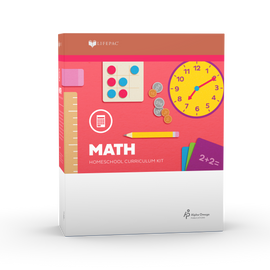Alpha Omega LIFEPAC 2nd Grade - Math