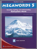 Megawords 5 Teacher's Guide, 2nd Edition