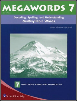 Megawords 7 Student Book, 2nd Edition
