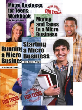 Micro Business For Teens (Bundle)