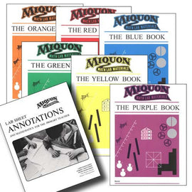 Miquon Workbook Set (Includes Lab Sheet Annotations)