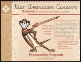 New American Cursive II with Famous Quotations & Scripture, Grade 2