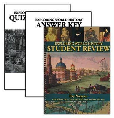 Exploring World History Student Review Pack (Updated)