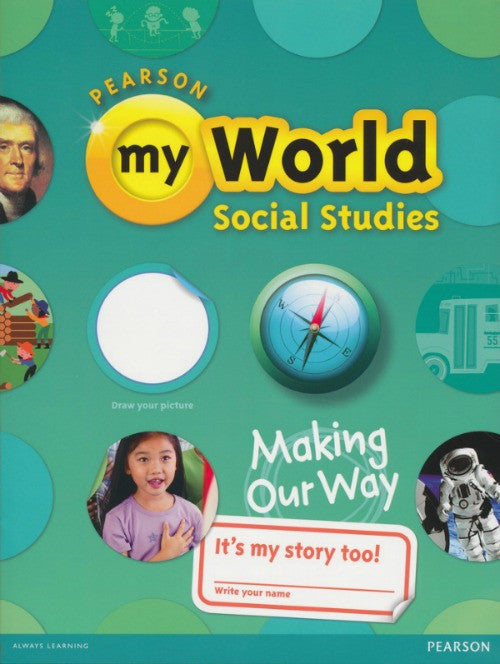myWorld Social Studies Home School Bundle Grade 1