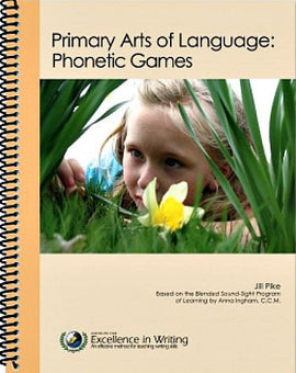 Primary Arts of Language: Phonetic Games