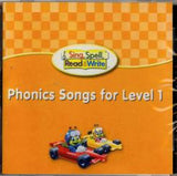 Sing, Spell, Read & Write - Phonics Songs for Level 1 - 2004 Edition (Orange)